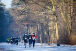 Rekordowo zimny weekend CITY TRAIL [ZDJĘCIA]